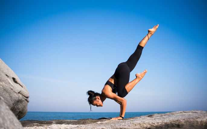 Martial arts and strengthening exercises use DO